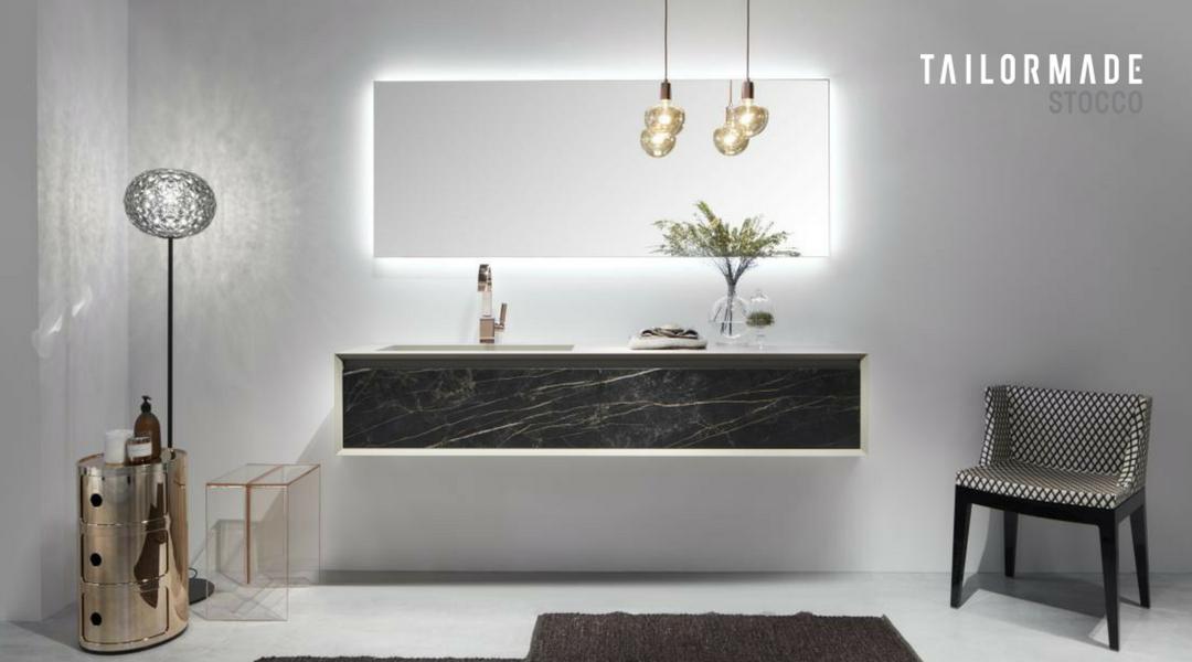 Tailormade Stocco presenta Iks, Picodes, Arredo bagno, Design